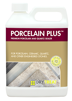 PORCELAIN PLUS™ Premium Porcelain & Quartz 10 Year Sealer - 32 oz