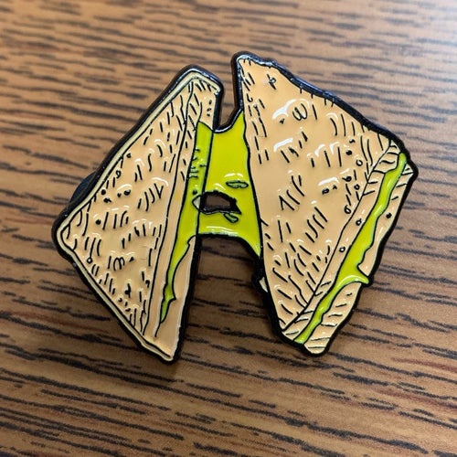 Grilled Cheese Pin