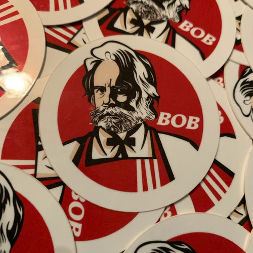 Bobby KFC Sticker