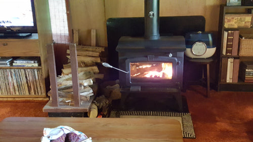 1/4 cord almond firewood delivered