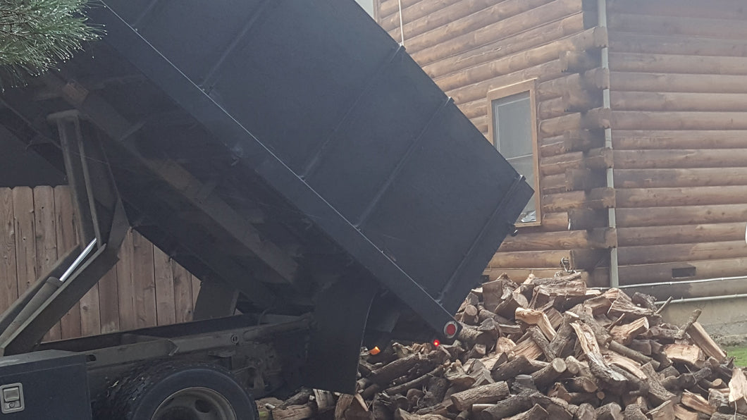 Full cord firewood delivered
