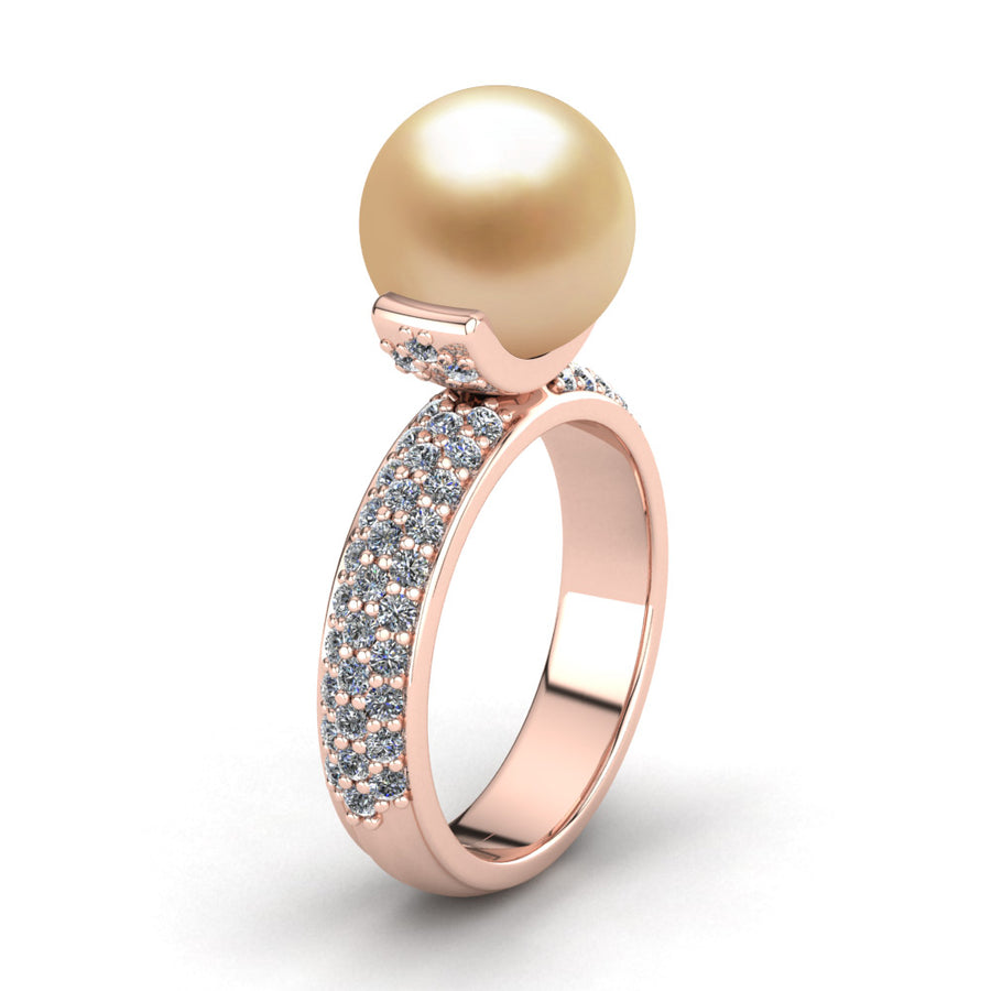 Statera Pearl Ring