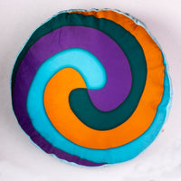 5507 - Colorful Spirals with Blanket