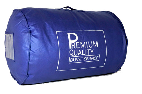 Breathable Duvet & Bedding Storage Bag for Single or Double Duvet