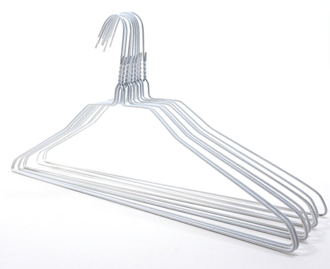 Wire Coat Hangers and White Clothes Hangers - Goal Winners