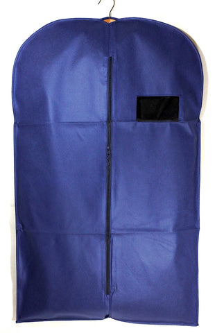 Basic Suit Cover - Navy Blue