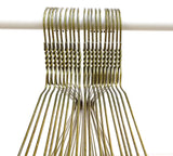 "Bronze Wire Clothes Hangers 18"" (46 cm)"