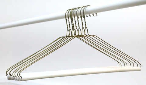 Wire Hangers With Strut 40cm - 16 Inches (500 Pcs)