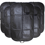 Foldable Suit Carrier - Black