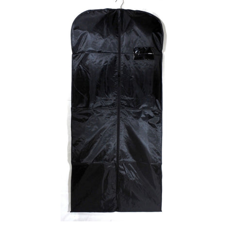 "Nylon Suit Cover - Black 24""x54"" (12 or 25 Pcs)"