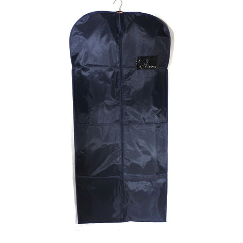 "Nylon Suit Cover - Navy 24""x54"" (12 or 25 Pcs)"