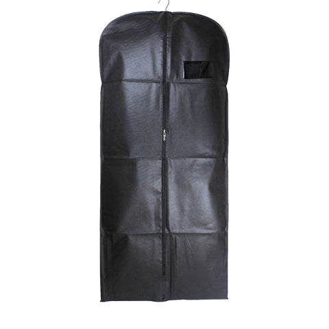 "Non Woven Suit Cover - Black 24""x54"" (12 or 25 Pcs)"
