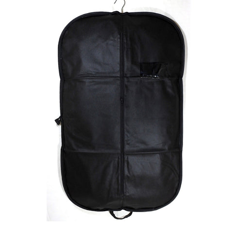Non Woven Suit Carrier with zipper 40 Inch (12 or 25 pcs)