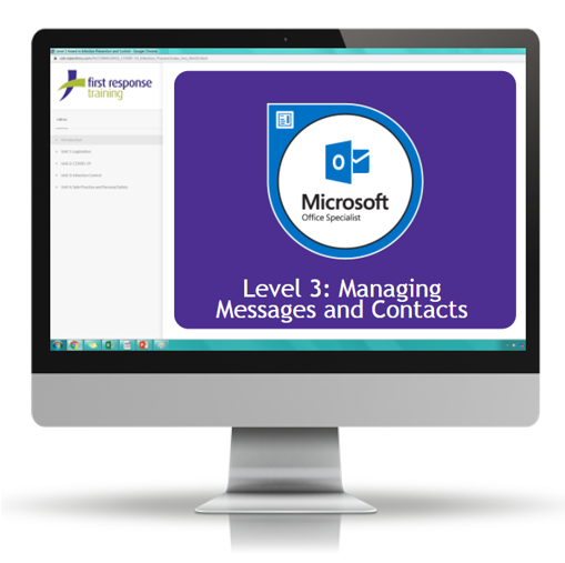 Outlook 2019 - Level 3 Managing Messages and Contacts