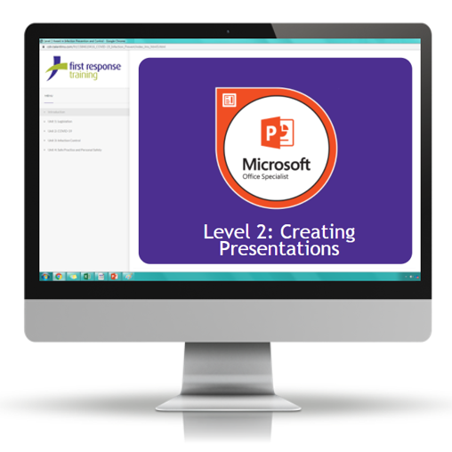 PowerPoint 2019 - Level 2 Creating Presentations