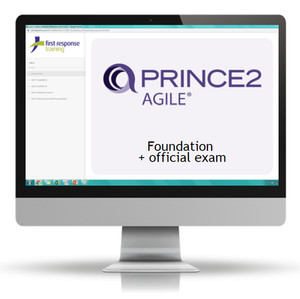 PRINCE2® Agile Project Management - Foundation + official exam