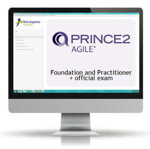 PRINCE2® Agile Project Management - Foundation and practitioner + official exam