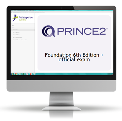 PRINCE2® Project Management - Foundation 6th Edition + official exam
