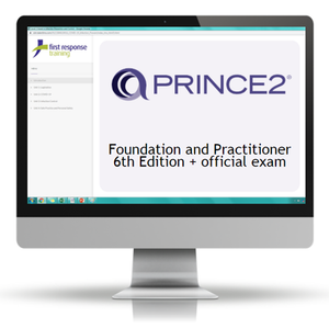 PRINCE2® Project Management - Foundation and Practitioner 6th Edition + official exam