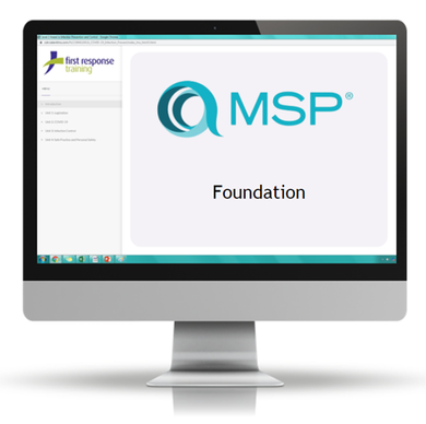 MSP® Project Management - Foundation