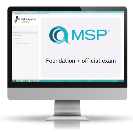 MSP® Project Management - Foundation + official exam