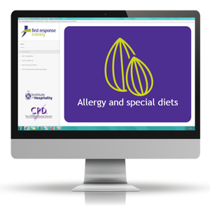 Allergy and special diets
