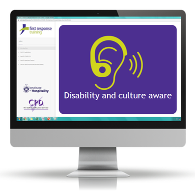 Disability and culture aware