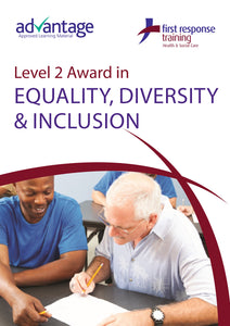 Level 2 Award in Equality, Diversity and Inclusion