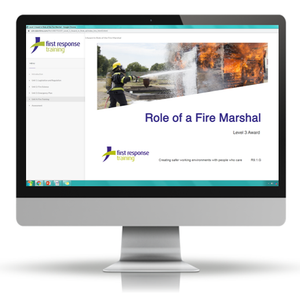 Role of a Fire Marshal