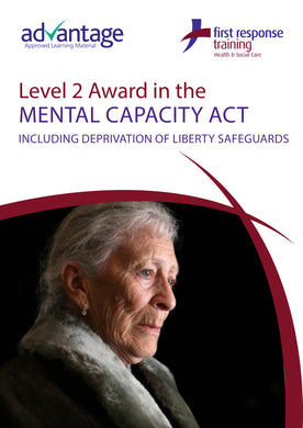 Level 2 Award in the Mental Capacity Act inc DoLS