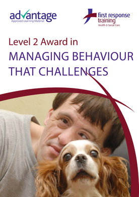Level 2 Award in Managing Behaviour that Challenges