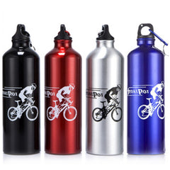 Sports Water Bottles Drinking Fitness Gym Bottle