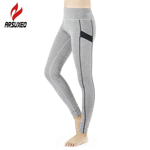 Women Yoga Gym Bodybuilding Sexy Legging