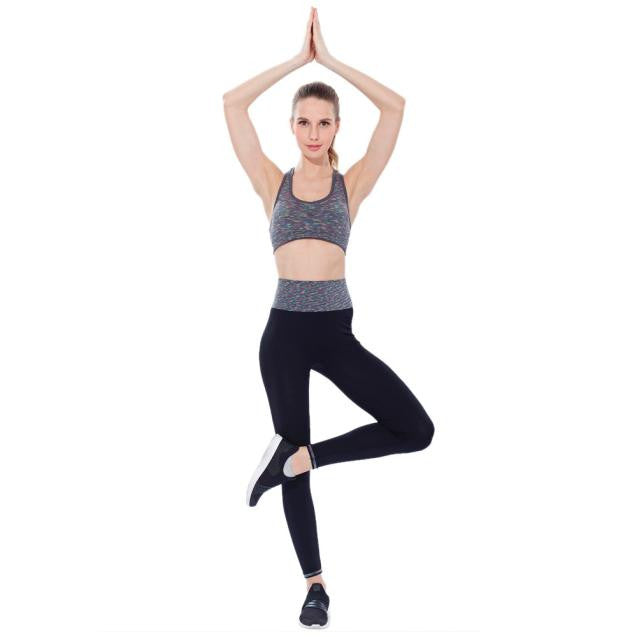 Women Athletic Gym Yoga Clothes Fitness Sports Suits