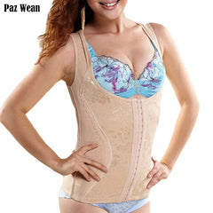 100% Cotton Postpartum Recovery Tummy Shape Wear for Shapewear Women Body Shaper Slimming Corset Vest Tummy Control Underwear