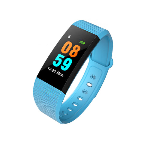 Color Bracelet Smart Bracelet Sleep Monitoring Call Reminder Bluetooth Smart Bracelet OLED IP68 Blood Pressure Color Display