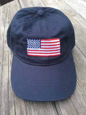 Organic Cotton Old Glory Hat (Adult)