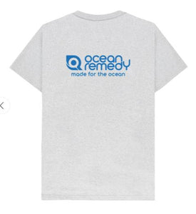 Renewable Tee - made for the ocean