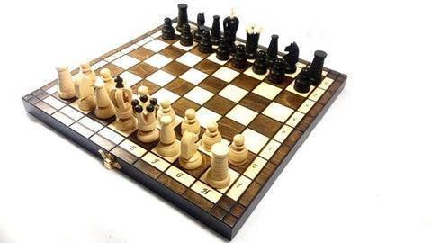 Chess and Checkers in one