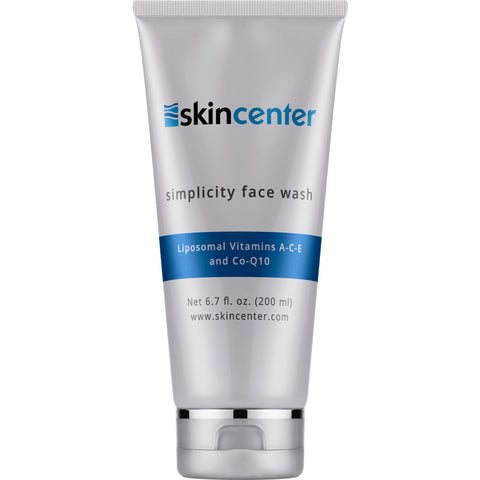 SkinCenter Simplicity Face Wash