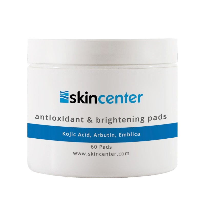 SkinCenter Antioxidant & Brightening Pads