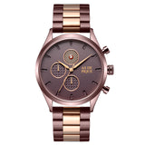AS DE PIQUE Turbine Bordeaux Bronze 42mm