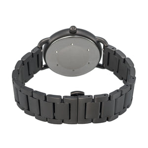 AS DE PIQUE Orion Gun-Grey Stahl 41mm