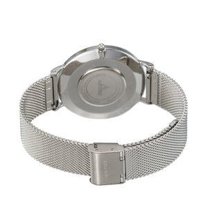 AS DE PIQUE Hyperion Silber Milanaise 41mm