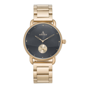 AS DE PIQUE Orion Gold Stahl 41mm