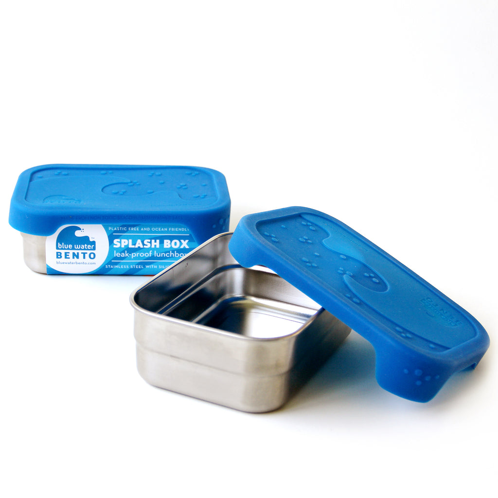Splash Box - Stainless Steel Lunch Box