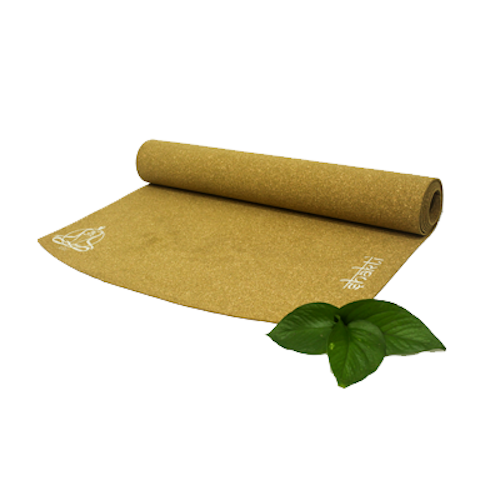 Shakti - The Cork Yoga Mat