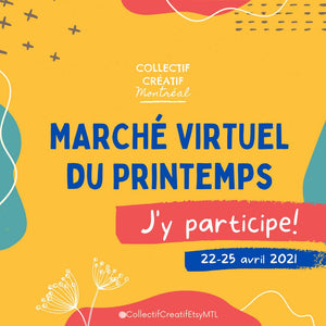 MARCHÉ VIRTUEL Du PRINTEMPS!
