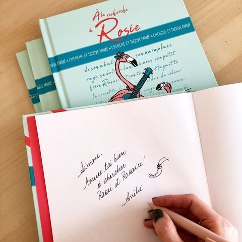 Book signing for Valentine's Day!