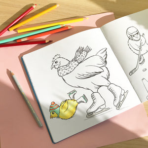 Easter gift ideas! Coloring books! Buy one get one free